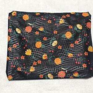 LuLaRoe Skirts - NWT LuLaRoe XS Maxi Skirt Leather Look Floral